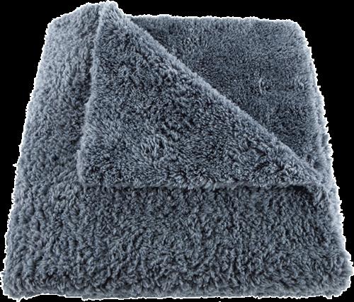 Mike O'Fiber Royal Plush Microfiber Towel Grey