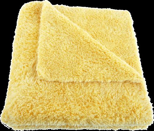Mike O'Fiber Royal Plush Microfiber Towel Gold
