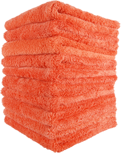 Mike O'Fiber Royal Plush Orange 10 Pack