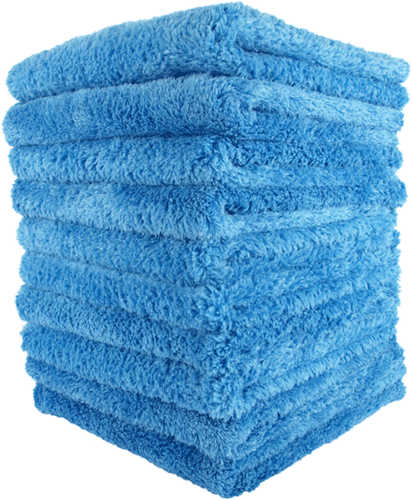 Mike O'Fiber Royal Plush Blue 10 Pack