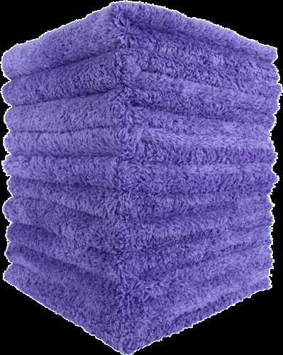 Mike O'Fiber Royal Plush Purple 10 Pack