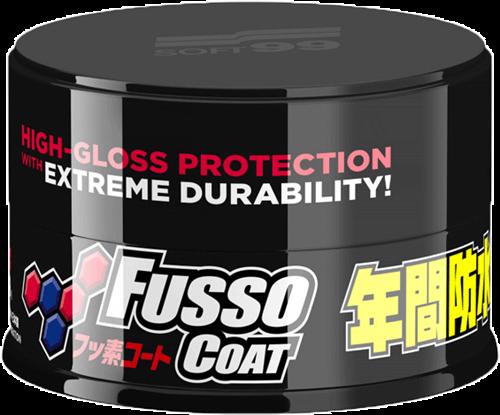 Soft99 Fusso Coat NEW Dark Wax