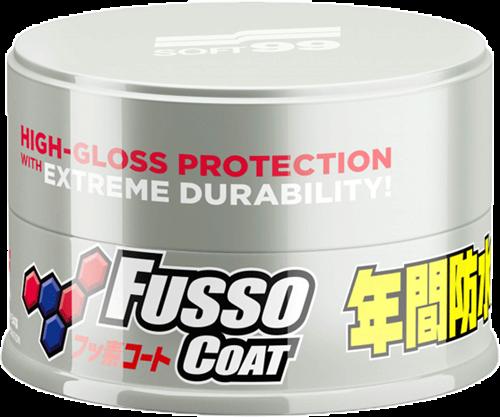 Soft99 Fusso Coat NEW Light Wax