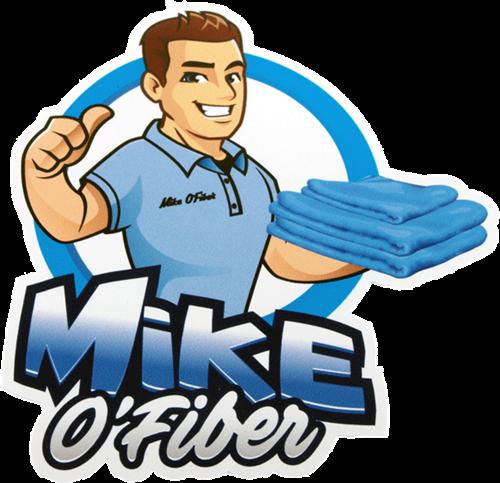 Mike O'Fiber Sticker