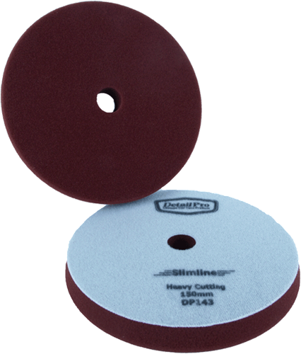 Detailpro Slimline Heavy Cut Pad 150mm