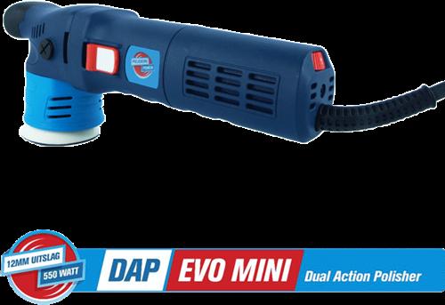 DAP EVO MINI 12mm Dual Action Polisher