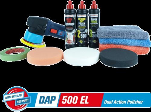DAP 500 EL Deluxe Kit