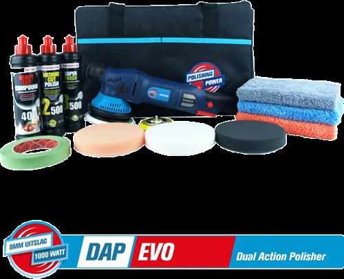 DAP EVO Deluxe Kit