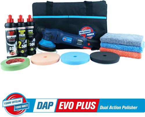 DAP EVO PLUS Deluxe Kit