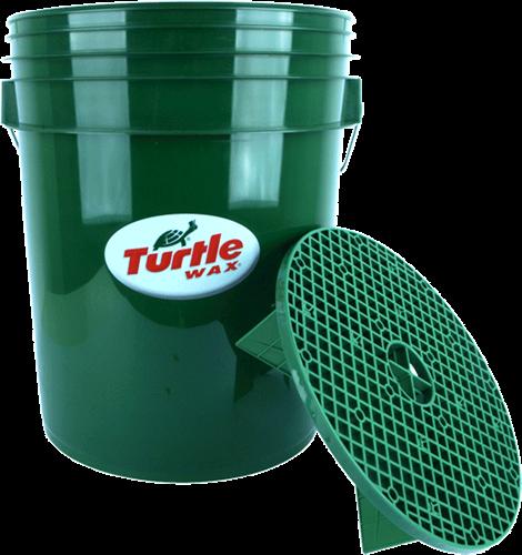 Turtle Wax Bucket met filter