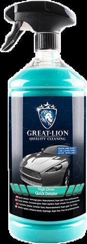 Great Lion High Gloss Quick Detailer 1000ml