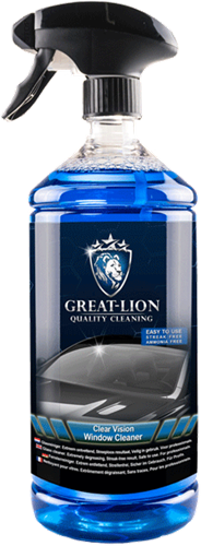 Great Lion Clear Vision Window Cleaner 1000ml