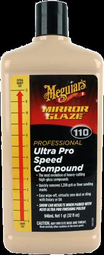 Meguiar's M110 Ultra Pro Speed Compound