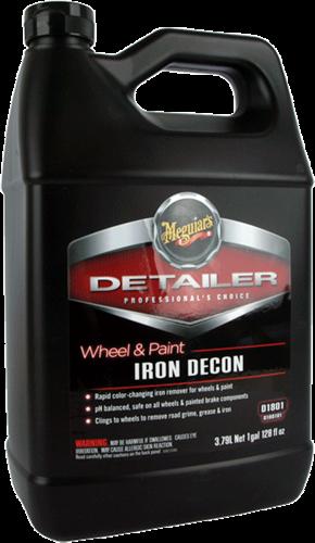 Meguiar's Professional Wheel/Paint Iron Decon