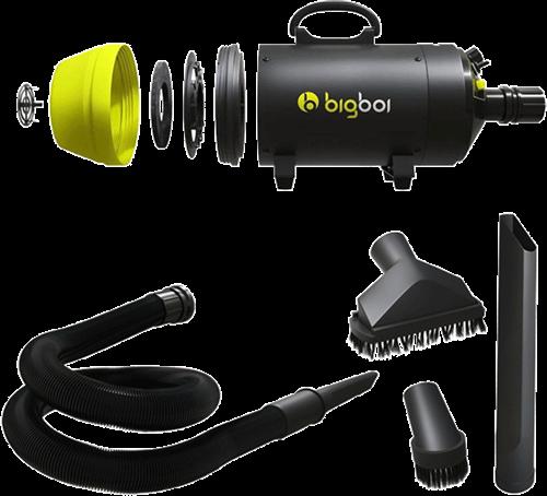 Bigboi Vaccum Attachment for BlowR
