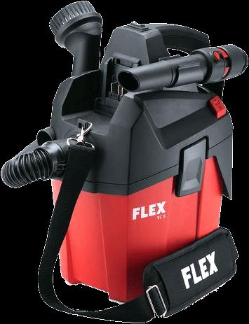 Flex VC 6 L MC Accu Stofzuiger