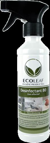 Ecoleaf Desinfectant 80 - 250ml