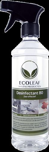 Ecoleaf Desinfectant 80 - 500ml