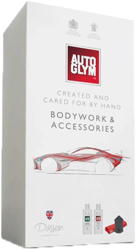 Autoglym Bodywork & Accessories Kit