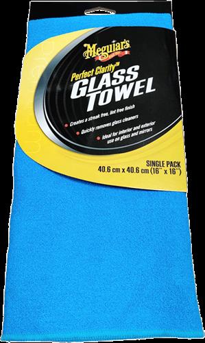Meguiar's Perfect Clarity Glass Towel