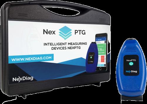 NexDiag NexPTG Professional Lakdiktemeter