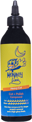 Monkey Heavy Cut Compound 250ml