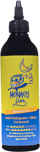 Monkey Medium Cut Compound 250ml