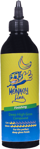 Monkey Finishing  Compound 250ml
