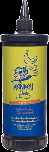 Monkey Heavy Cut Compound 1000ml