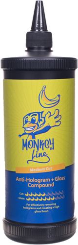 Monkey Medium Cut Compound 1000ml