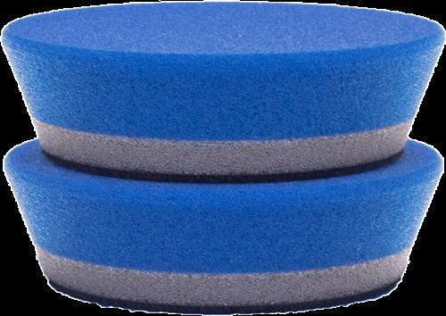 "Thermo Monkey Pad Blue Medium Polishing 3"" - 2 stuks"