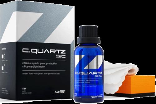CarPro CQuartz SiC 50ml Kit pack