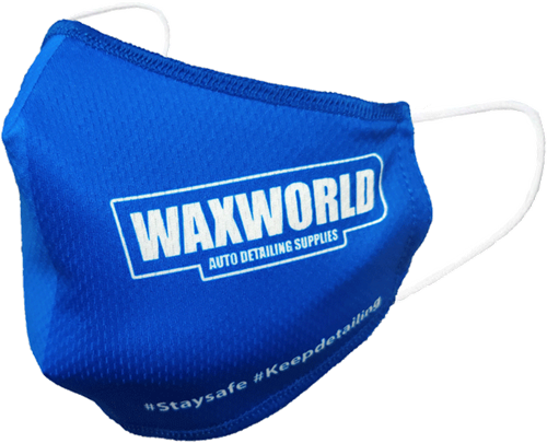 Waxworld Safety Mask / Mondkapje