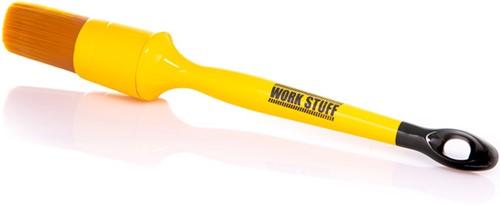 Work Stuff Detailing Brush Albino Orange - 30mm