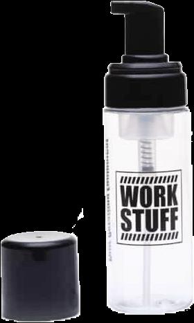 Work Stuff Foam Bottle 150ml