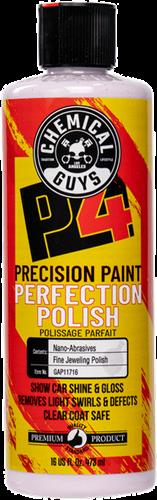 Chemical Guys P4 Precision Paint Perfection Polish 473ml