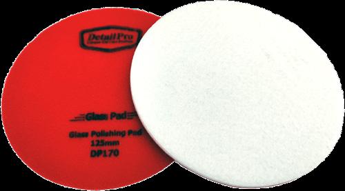 DetailPro Glass Polishing Pad 125mm