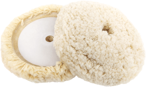DetailPro Cupped Wool Pad 200mm
