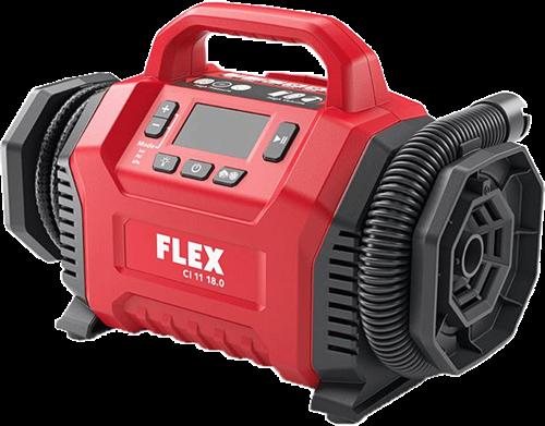Flex CI 11 18.0 Cordless Inflator - Accu Compressor