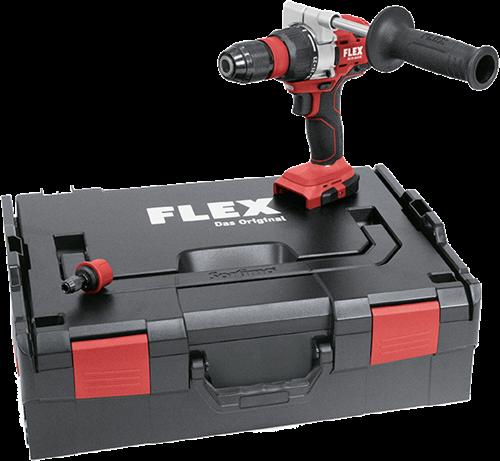 Flex DD 2G 18.0-EC met L-BOXX 136