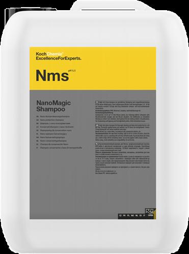 Koch Chemie NanoMagic Shampoo - Nms - 10 liter