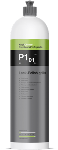 Koch Chemie Lack-Polish Grün P1.01 1L