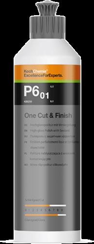 Koch Chemie One Cut & Finish P6.01 250ml