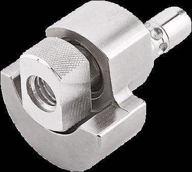 Flex DT-XF 12 - adapter excentrisch 12mm