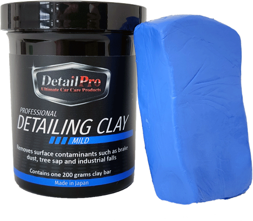 DetailPro Professional Detailing Clay - Mild 200gr