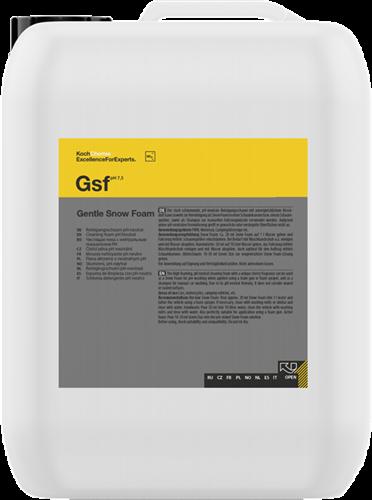 Koch Chemie Gentle Snow Foam - Gsf - 5L