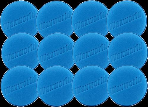 Waxworld Applicator Pad 12 pack